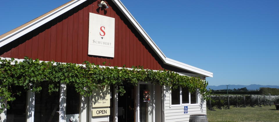 Schubert tasting room