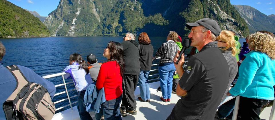Doubtful Sound Wilderness Cruises - Real Journeys