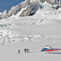 The Helicopter Line - Fox Glacier