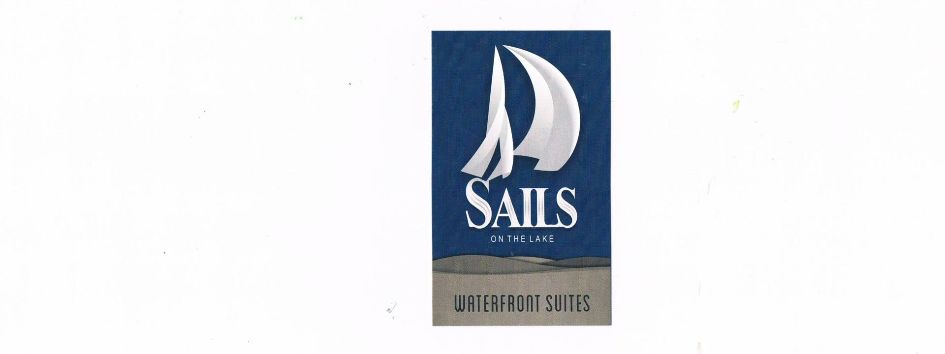 Logo: Sails on the Lake