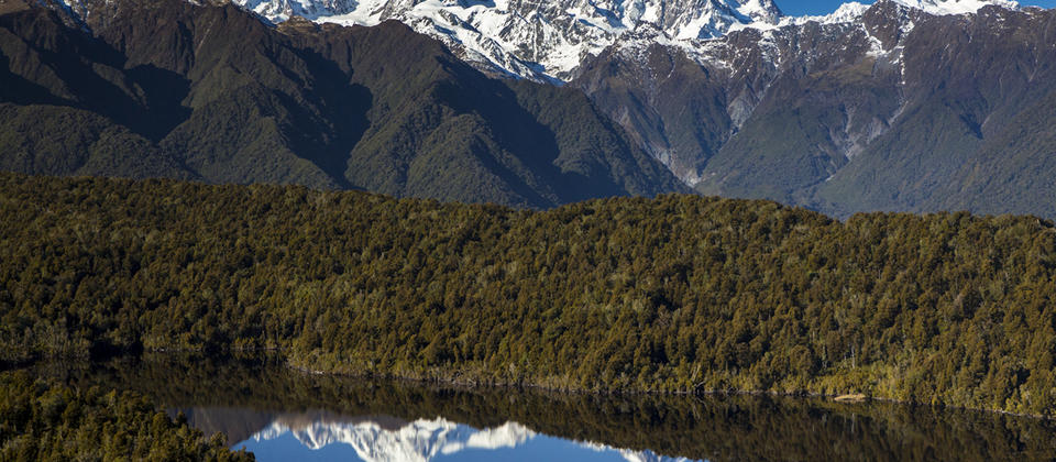Helicopter Safari Destination - Mt Tasman & Cook