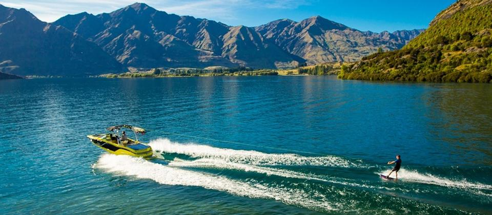 Come and join us out on the beautiful Lake Wanaka.