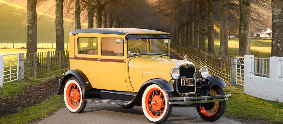 Buttercup (1928 Ford)