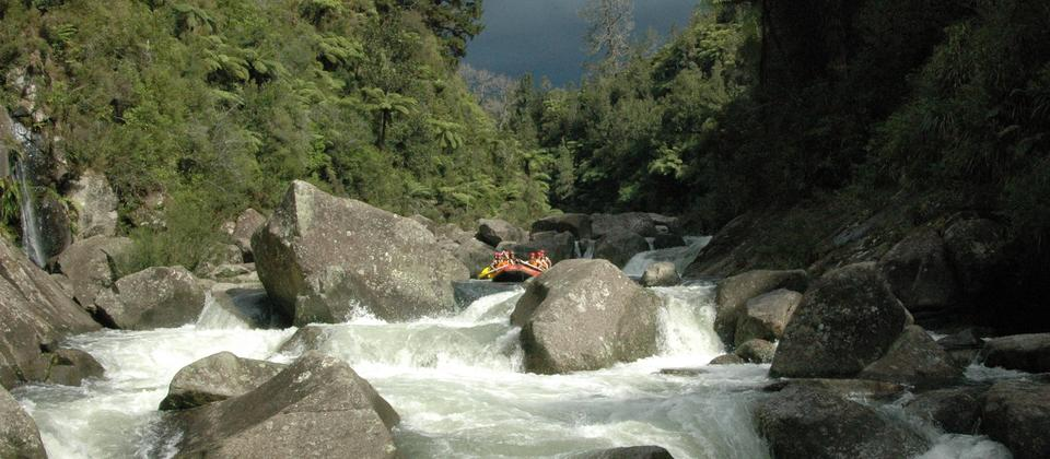 The Wairoa River Grade 5