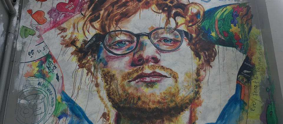 Tyler Kennedy Stent portrait of