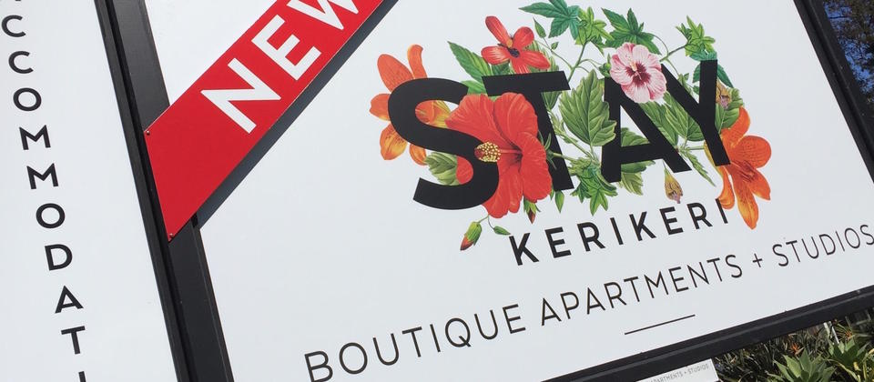 Welcome to Stay Kerikeri