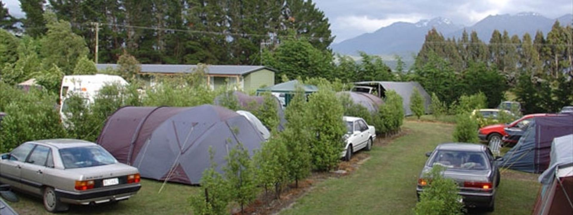 Logo: Fiordland Great Views Holiday Park