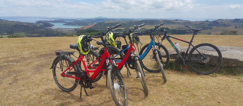 E-bike tours of NZ with Adventure Capital