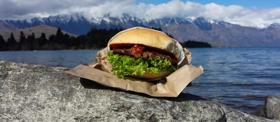 Fergburger Queenstown - a must do burger experience