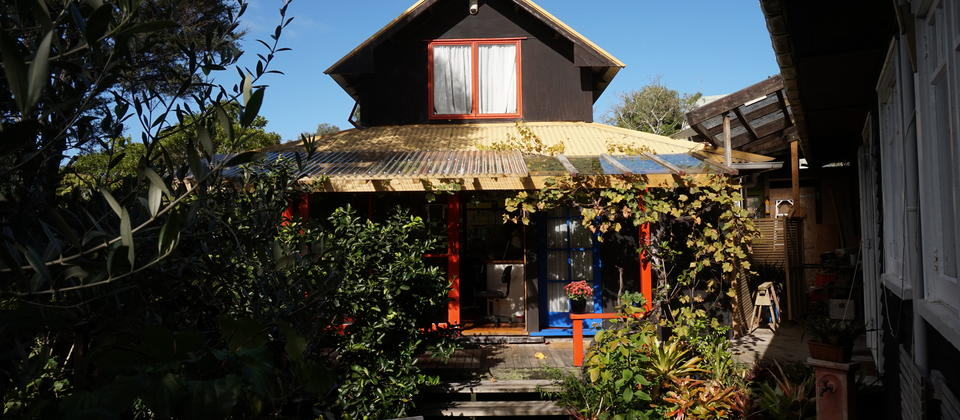 Titirangi Treetop Accommodation