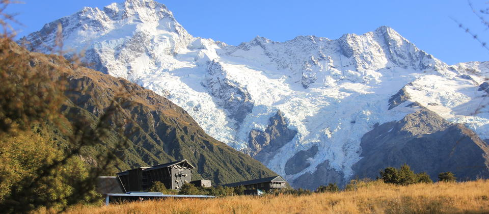 Hermitage Hotel (MT. Cook Nationaal Park)