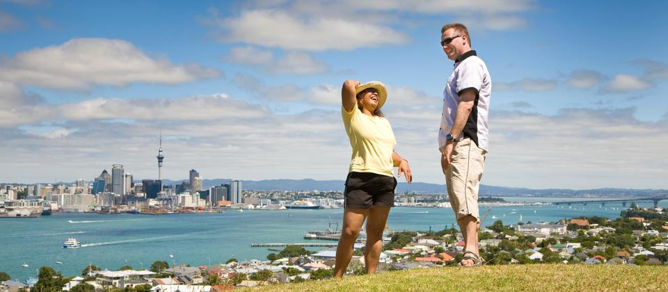 "Auckland Highlights Tours including Devonport with TIME Unlimited Tours (TIME = ""To Integrate Maori Experiences"")"