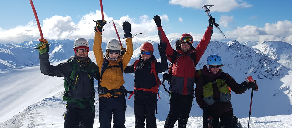 Craigieburn alpine adventure