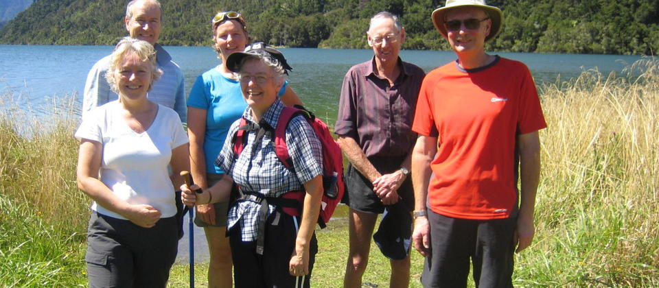 Happy Colourful Group at Lake.jpg