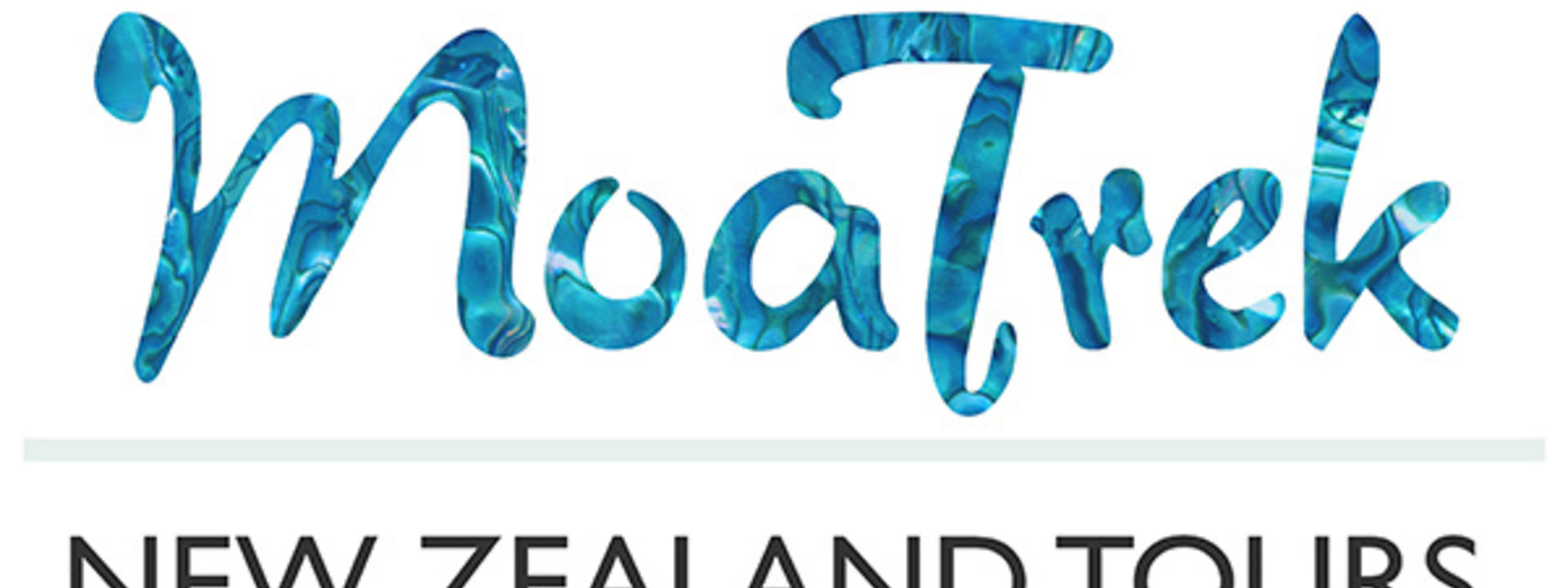 Logo: MoaTrek New Zealand Small Group Tours