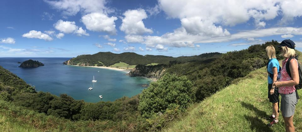 Great Barrier Island Adventure Weekend