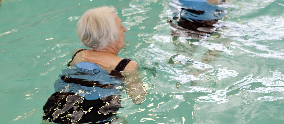 Turangi Aquatic Centre - Aqua Jogging group