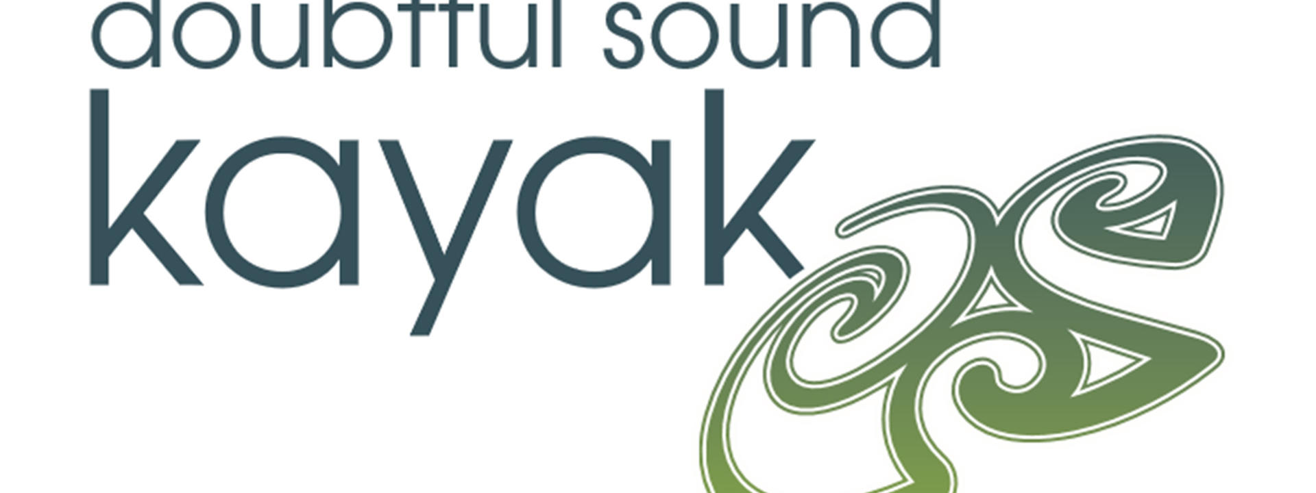 Logo: Doubtful Sound Kayak