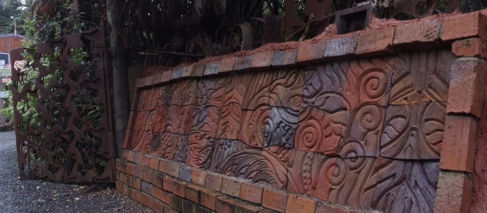 Pottery Wall at Entrance 1 copy.JPG
