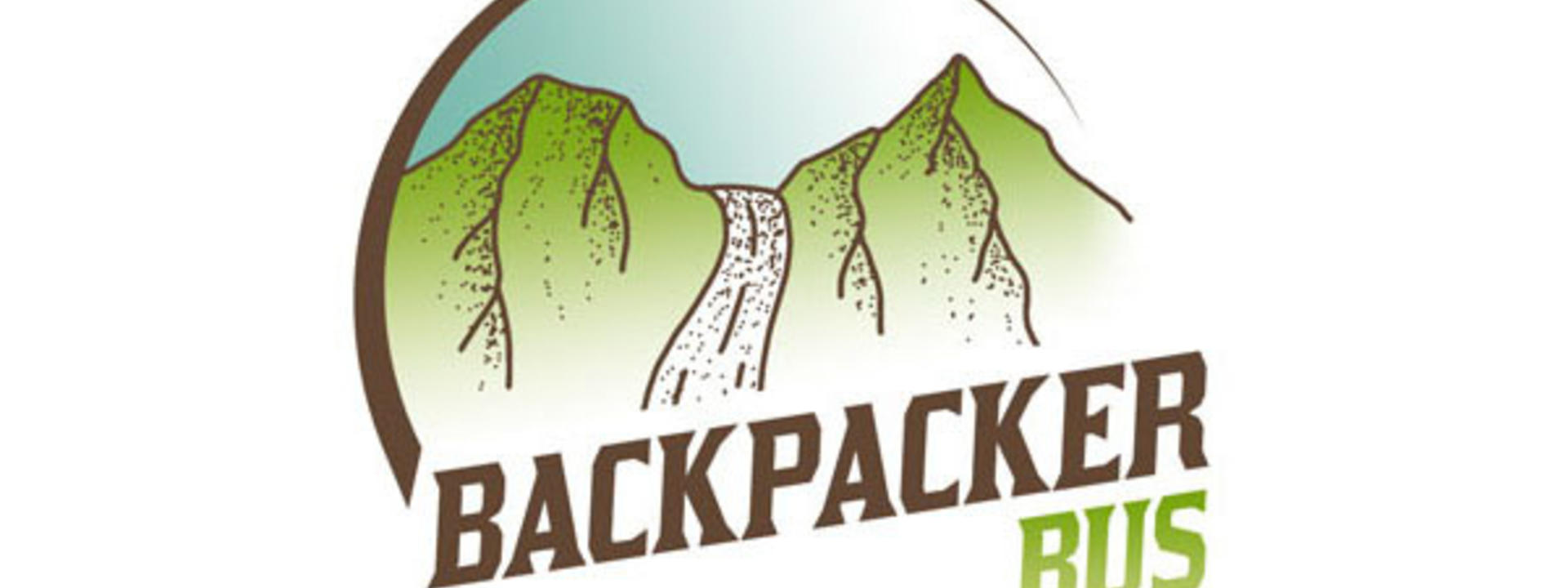 Logo: Backpacker Bus New Zealand