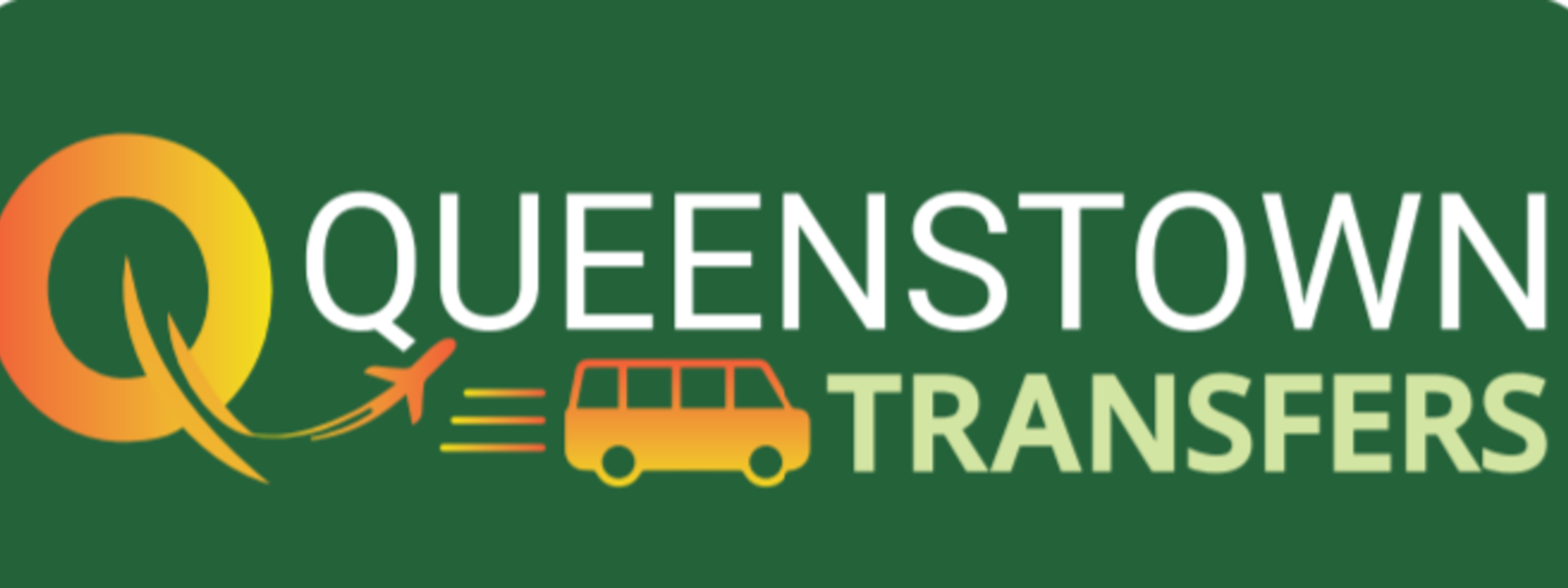 Logo: QUEENSTOWN TRANSFERS LIMITED