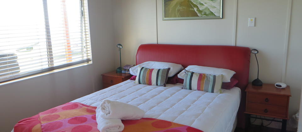 Phoenix Red Master Bedroom