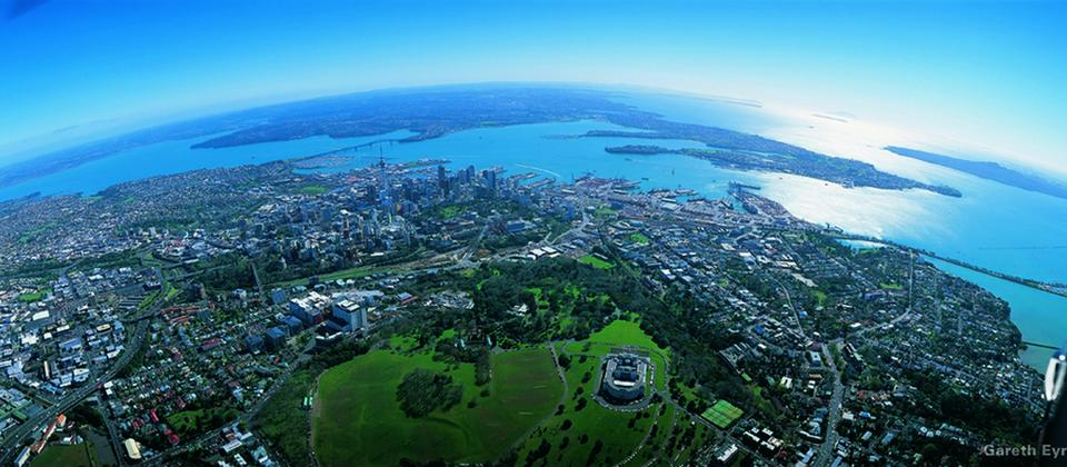 Auckland at your doorstep