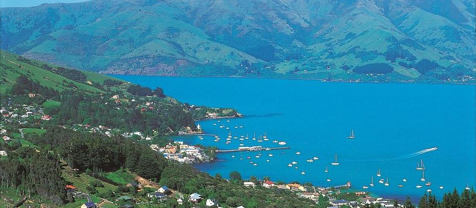 Akaroa Harbour & Township