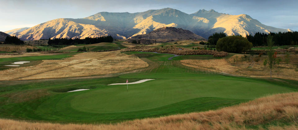 The Hills Golf Course, New Zealand