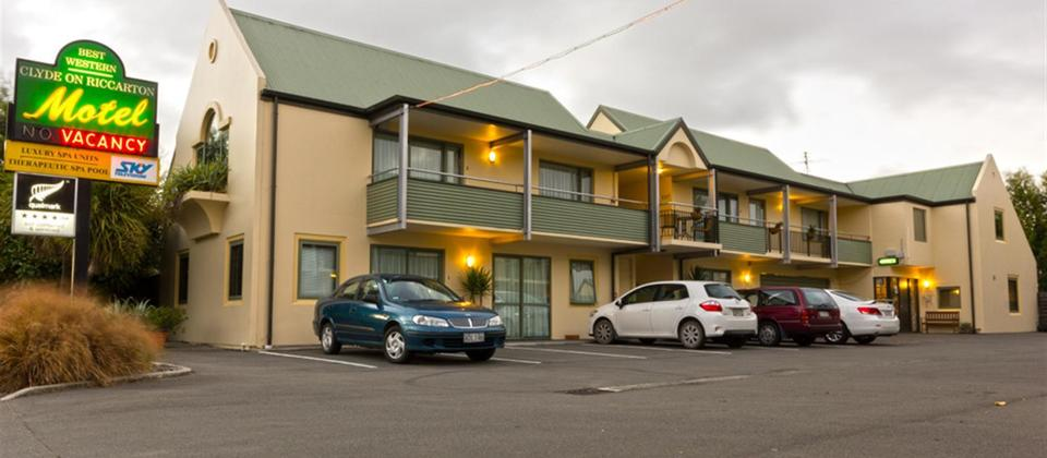 Best Western Clyde on Riccarton