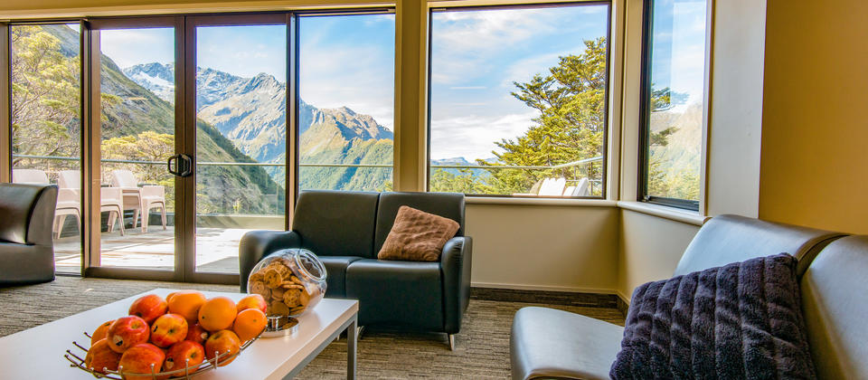 Routeburn Falls Lodge - Ultimate Hikes