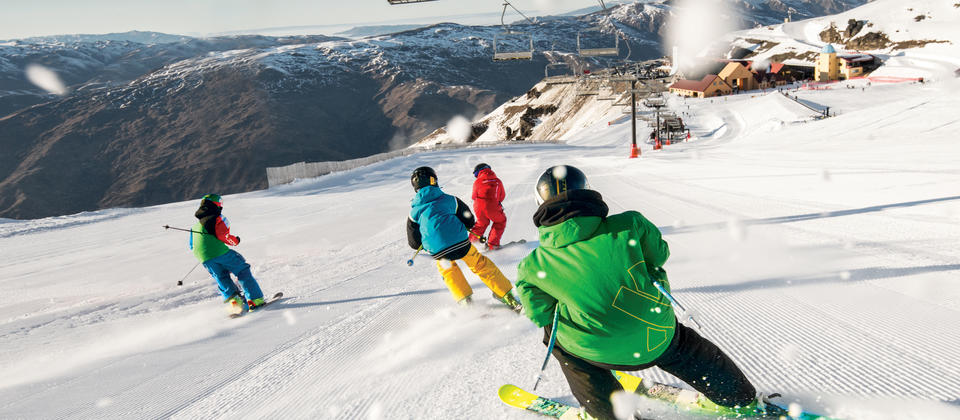 Families, Couples, Friends However your travelling, we have your dream Ski holiday covered.