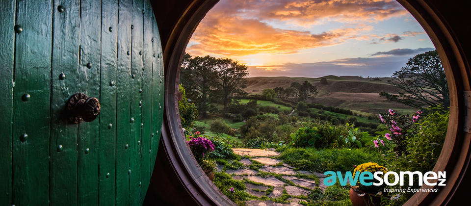 Discover the home of Bilbo Baggins
