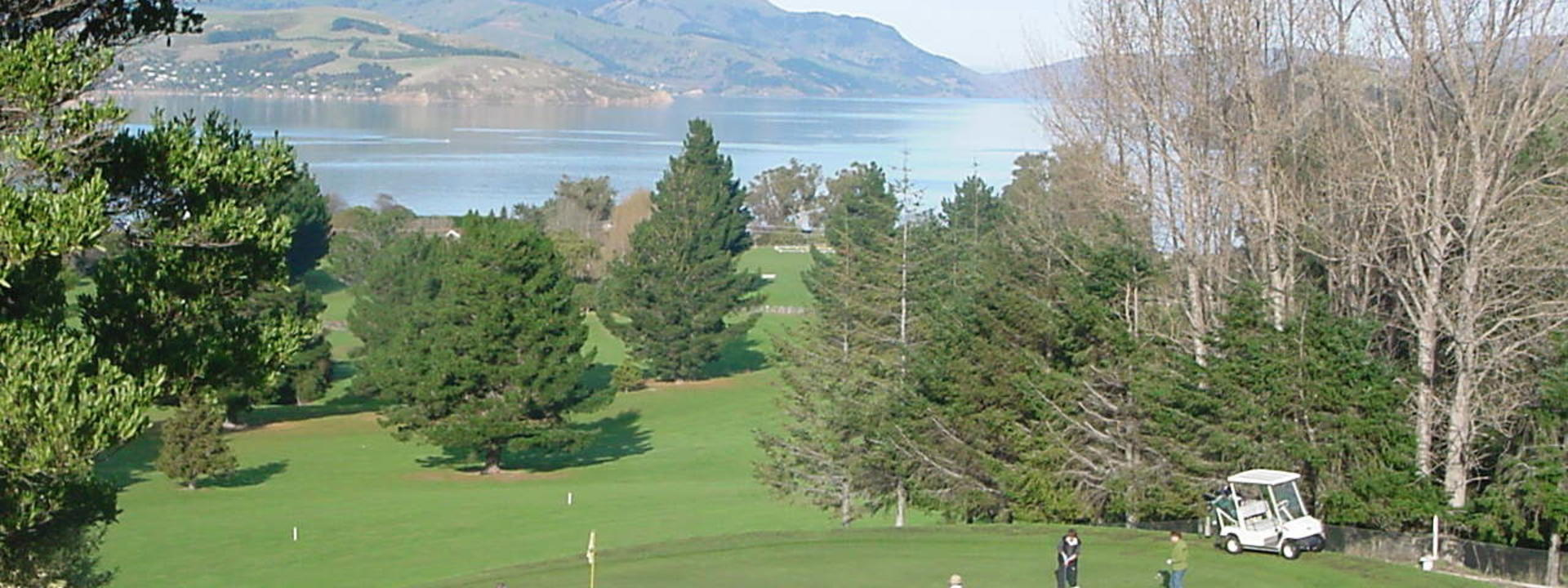 Logo: Akaroa Golf Club Inc