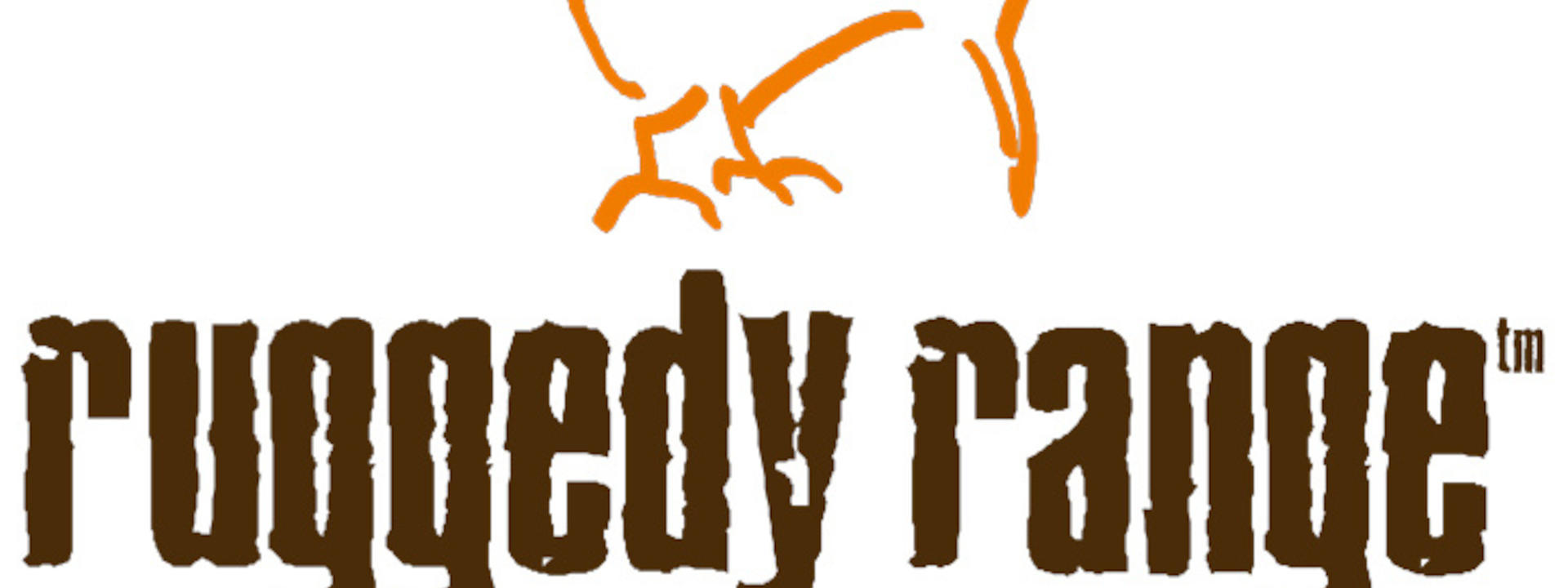 Logo: Ruggedy Range (TM) Wilderness Experience