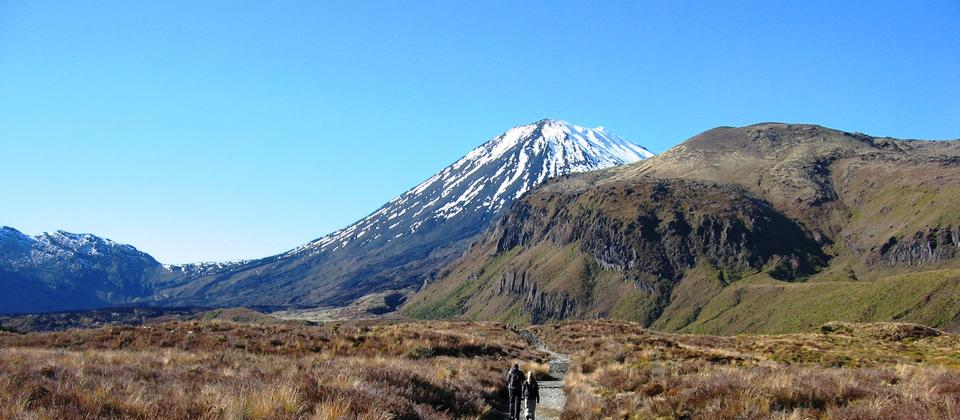 The Start of the Tongariro Alpine Crossing, Let Adventure Lodge take care of you