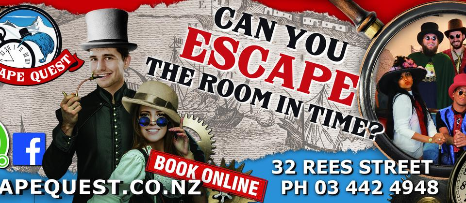 Can you Escape the Room in time?