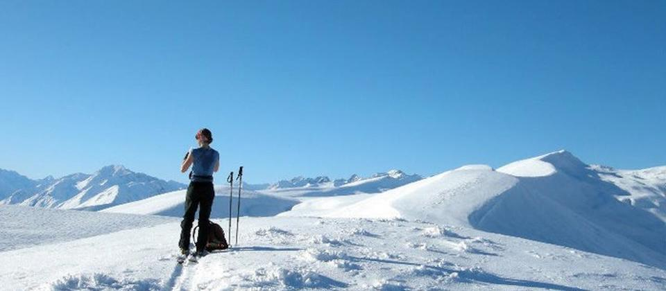 Lake Tekapo High Country - Nordic/Telemark Ski Touring