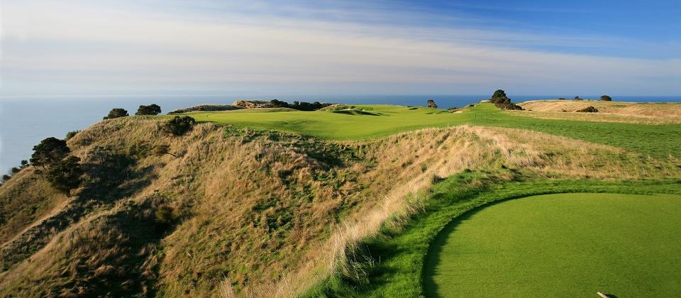 Cape Kidnappers Golf Course - Hole 5