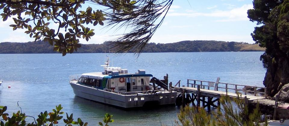 Paterson Inlet Cruises - Stewart Island Experience