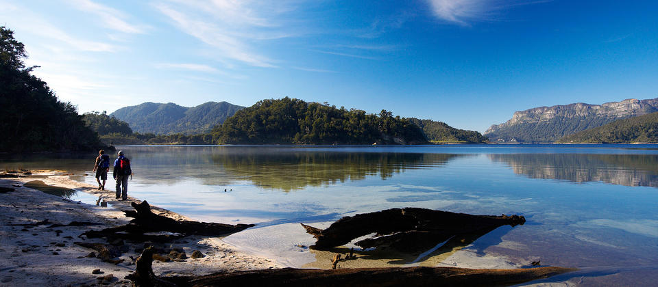 Lake Waikaremoana