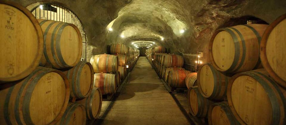 Gibbston Valley Winery Wine Cave