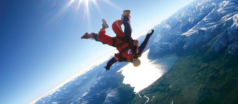 Skydive Lake Wanaka Ltd