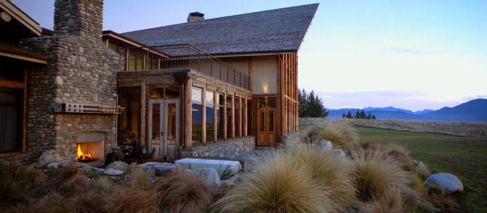 Fiordland Lodge - Eco Luxury Lodge in Fiordland