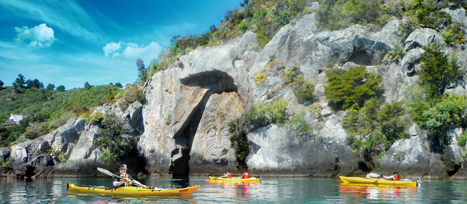 Kayaking to the Maori Rock Carvings - Main image.jpg