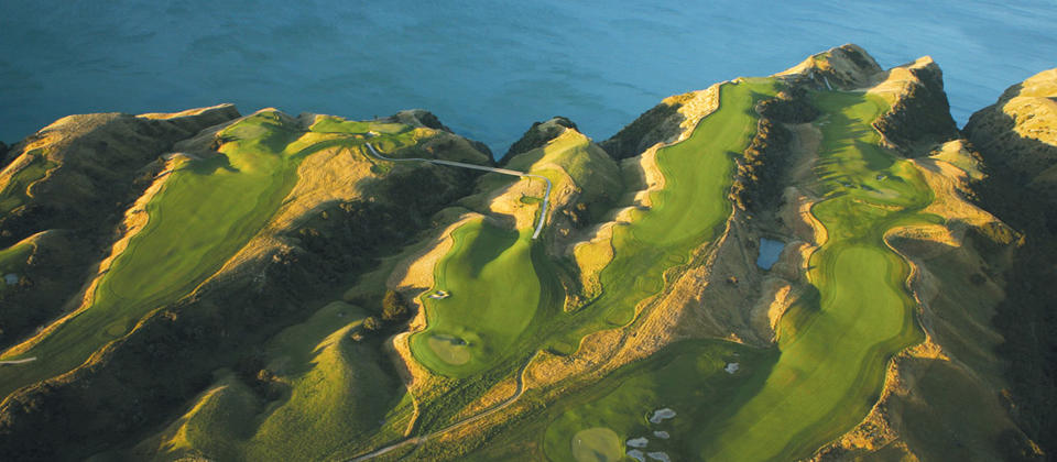 Cape Kidnapper Golf Course
