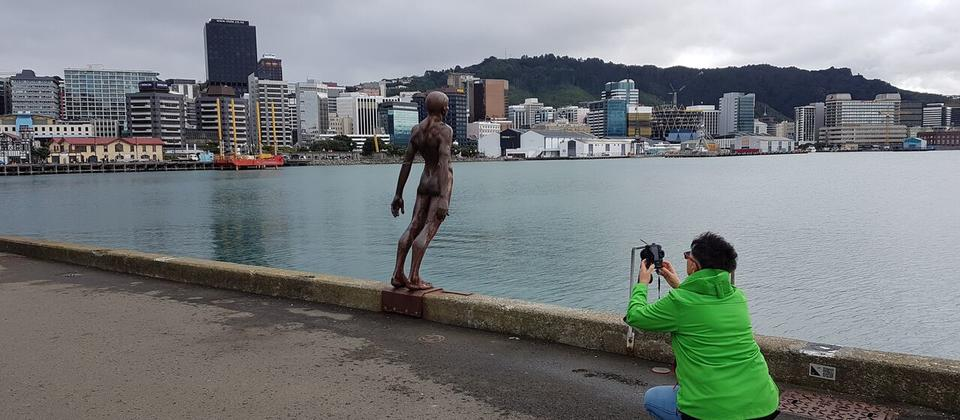 Get up close to NZ art on our Wellington Art Tours