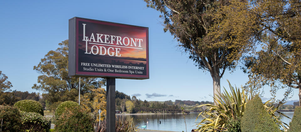 Lakefront Lodge: