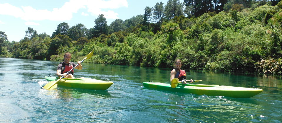 Waikato River Float Tour
