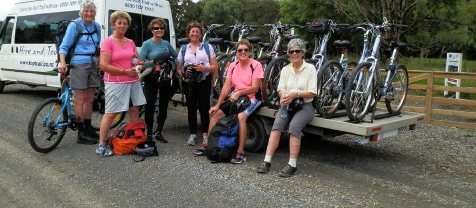 Top Trail can also look after groups including transfers and guided tours of the Bay of Islands